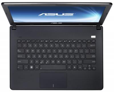 Ноутбук Asus X301A-RX076D - клавиатура