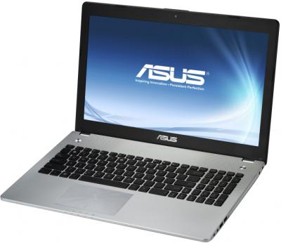 Ноутбук Asus N56VJ-S4077H - общий вид