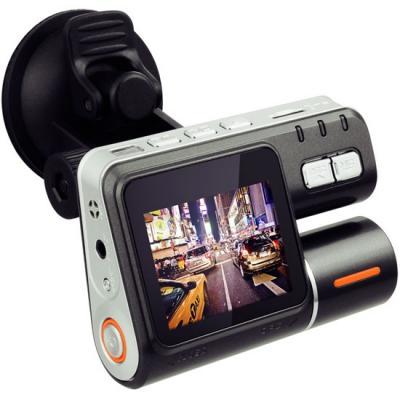 Автомобильный видеорегистратор IconBIT DVR DUO - фронтальный вид