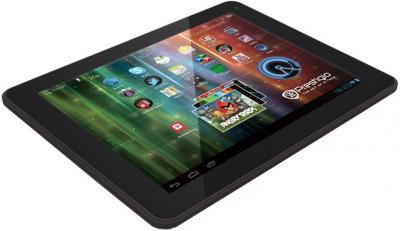 Планшет Prestigio MultiPad 9.7 Ultra (PMP5197D) 16GB Black-Gray - общий вид