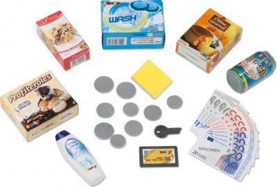 Игровой набор Smoby Электронная касса 24123 - аксессуары