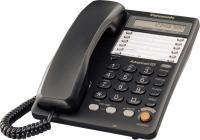 Проводной телефон Panasonic KX-TS2365 (черный) -