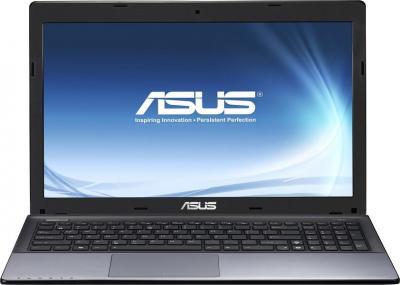 Ноутбук Asus K55VD (90N8DC514W542B6013AY) - фронтальный вид
