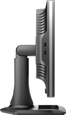 Монитор HP ZR2740W (XW476A4) - вид сбоку
