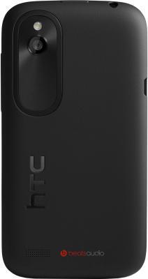 Смартфон HTC Desire X Black - задняя панель