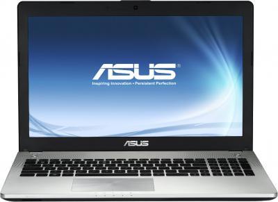 Ноутбук Asus X501А (90NNOA234W05216013AU) - фронтальный вид