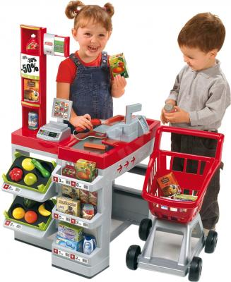 Игровой набор Smoby Супермаркет 24233 - общий вид