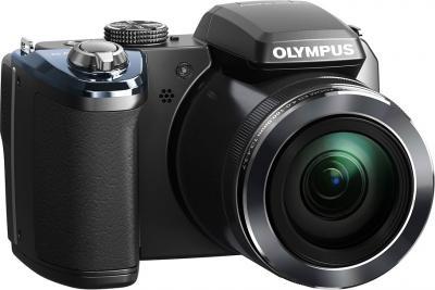 Компактный фотоаппарат Olympus SP-820UZ Black - общий вид