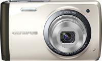 Компактный фотоаппарат Olympus VH-410 (серебристый) -