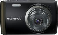 Компактный фотоаппарат Olympus VH-410 (черный) -