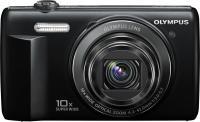 Компактный фотоаппарат Olympus VR-350 Black -
