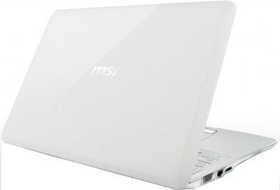 Ноутбук MSI X370-480XBY - общий вид