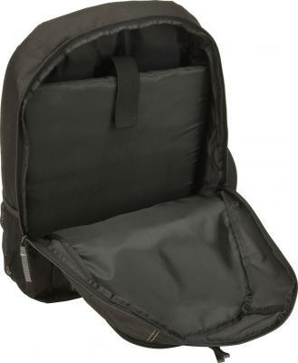 Рюкзак для ноутбука Targus ONB015EU - изнутри (основное отделение)
