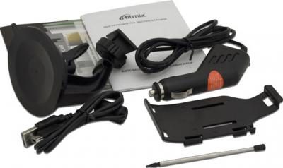 GPS навигатор Ritmix RGP-670 - комплектация