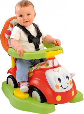 Каталка Smoby Маэстро 431709 - ребенок на каталке