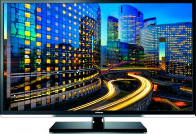 Телевизор Toshiba 32RL953RB - вид спереди