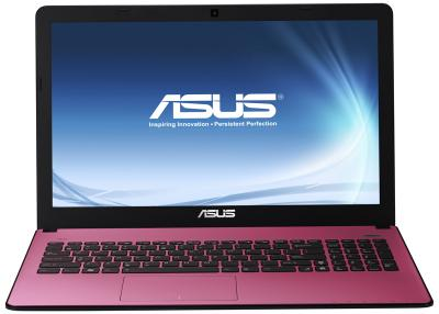 Ноутбук Asus X501A-XX184D - фронтальный вид