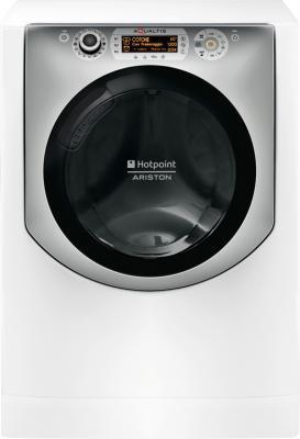 Стиральная машина Hotpoint AQS1D 09 CIS - общий вид