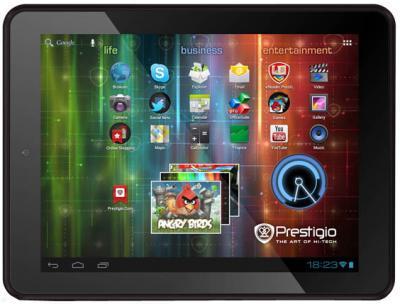 Планшет Prestigio MultiPad 8.0 Pro Duo (PMP5580C_DUO) 8GB - фронтальный вид