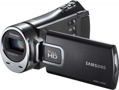 Видеокамера Samsung HMX-H400BP - общий вид