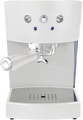 Кофеварка эспрессо Ascaso Basic One White - общий вид