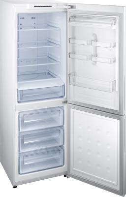 Холодильник с морозильником Samsung RL42SCSW1 - общий вид