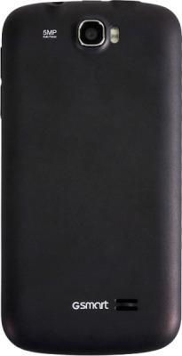 Смартфон Gigabyte GSmart GS202 - задняя панель