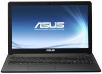 Ноутбук Asus X75A-TY055D - фронтальный вид