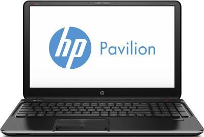 Ноутбук HP ENVY m6-1103sr (C5S06EA) - фронтальный вид