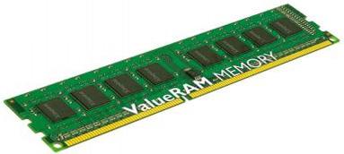 Оперативная память DDR3 Kingston KVR16N11/4BK - общий вид