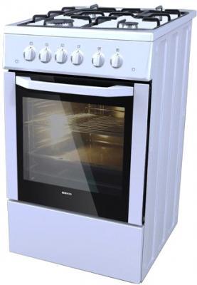 Кухонная плита Beko СSG 52110 GW - общий вид