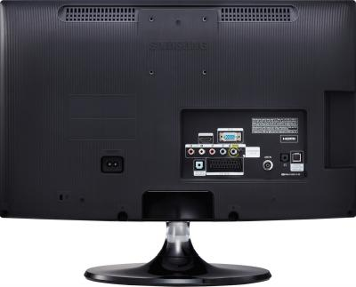 Монитор Samsung T22B350EW (LT22B350EWH/CI) - вид сзади