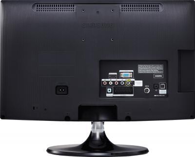 Монитор Samsung T23B350EW (LT23B350EWH/CI) - вид сзади