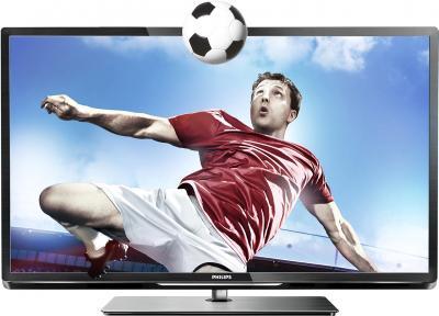 Телевизор Philips 46PFL5527T/60 - вид спереди