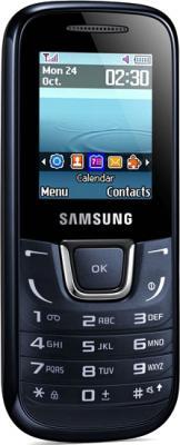 Мобильный телефон Samsung E1282 Black (GT-E1282 BKTSER) - общий вид