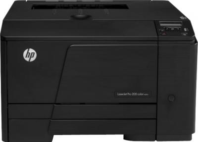 Принтер HP LaserJet Pro 200 M251n (CF146A) - фронтальный вид