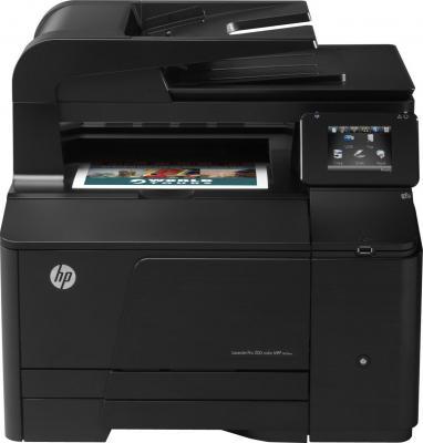 МФУ HP LaserJet Pro 200 M276nw (CF145A) - общий вид