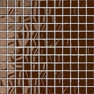 Мозаика керамическая Kerama Marazzi Темари 20046 (298x298, темно-коричневый)