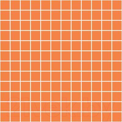 Мозаика Kerama Marazzi Темари 20065 (298x298, оранжевый матовый)
