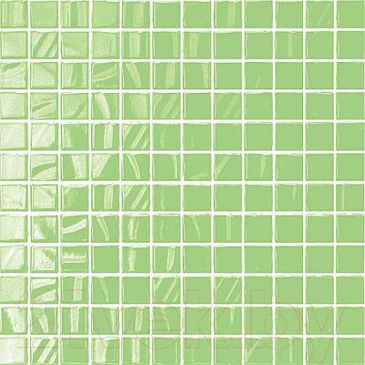 Мозаика керамическая Kerama Marazzi Темари 20077 (298x298, яблочно-зеленый)