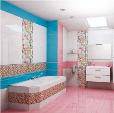 Декоративная плитка для ванной Ceradim Mozaic Tesser (450x250)