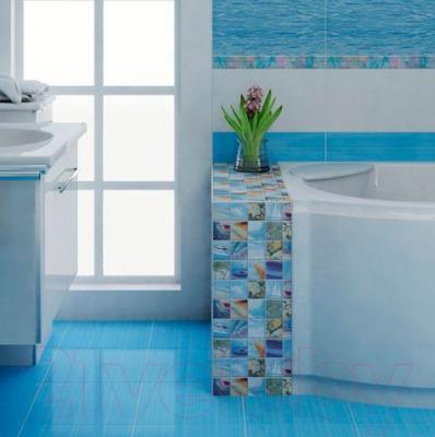 Декоративная плитка для ванной Ceradim Regata 3 (450x250)