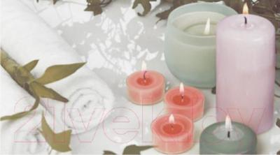 Декоративная плитка для ванной Ceradim Candles 1 (450x250)