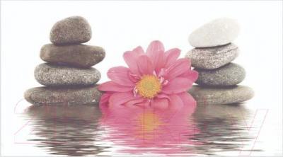 Декоративная плитка для ванной Ceradim Stones 1 (450x250)