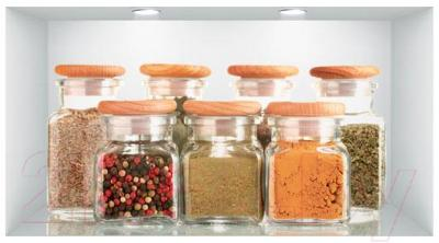 Декоративная плитка для кухни Ceradim Shelf 2 (450x250)