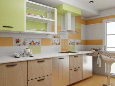Декоративная плитка Ceradim Панно Tea (500x450)