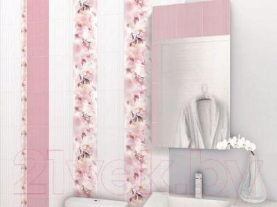 Бордюр для ванной Дельта Керамика Orhid B300D135 (300x45)