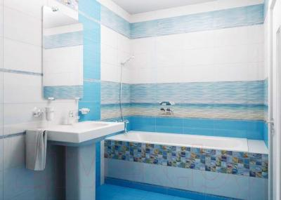 Декоративная плитка для ванной Ceradim Skyline 2 (450x250)