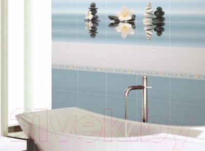 Декоративная плитка для ванной Дельта Керамика Панно Dream P2-3D185 (400x300)