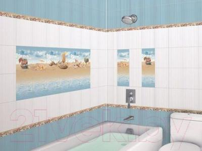 Декоративная плитка Дельта Керамика Панно Coktail P2-1D140 (400x300)